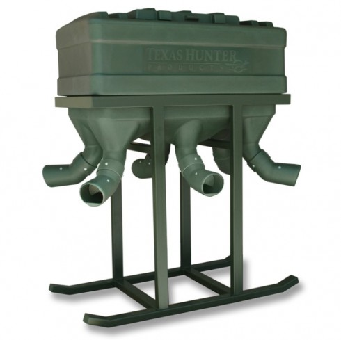 Texas Hunter Products 1200# Xtreme Protein Feeder