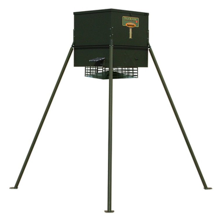Texas Hunter Products 650# Deer Feeder w/ 8' Legs